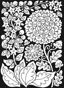 Dover Publications Stained Glass Coloring Book