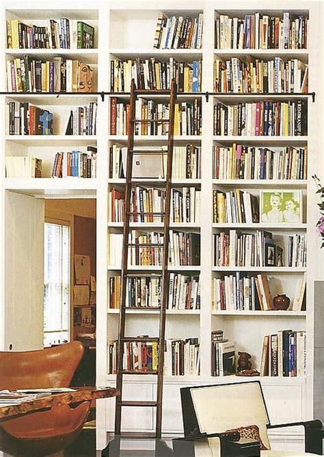 bookshelf with ladder david dangerous bookshelves
