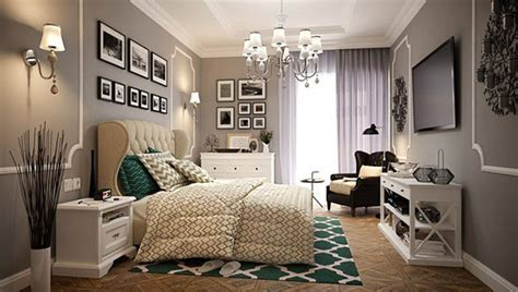 modern vintage glamorous bedrooms home design lover
