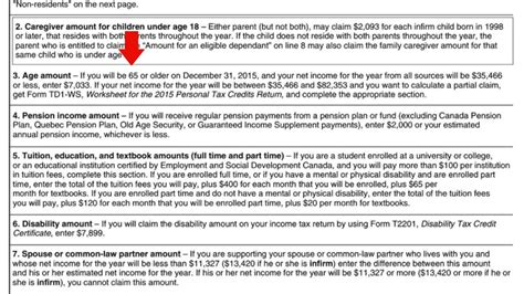 get old tax forms td1 federal tax form youtube