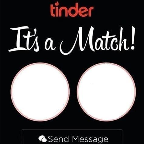card template tinder tinder it s a match template memetemplatesofficial