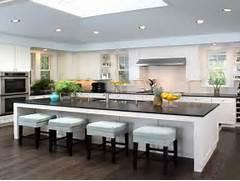 Minimalis Large Kitchen Islands With Seating Gallery Minimalist Kitchen Island Seating On Kitchen Island 2 Kitchen Island