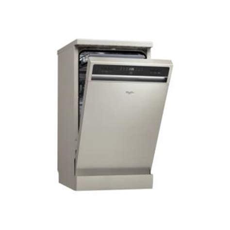 lave vaisselle silencieux compact 45cm whirlpool adpf 941ix achat prix fnac