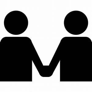Partnership - Free people icons