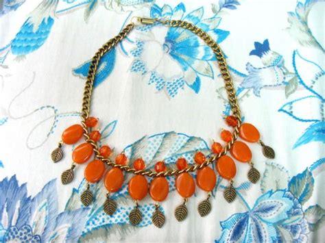 Sunset Jewelry Boho Sunset Diy Necklace Allfreejewelrymaking Com