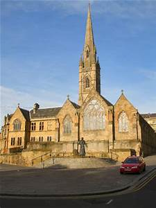 Photographs Of Newcastle: Cathedral Church of St. Mary