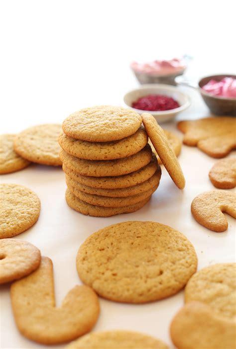 vegan sugar cookies minimalist baker recipes