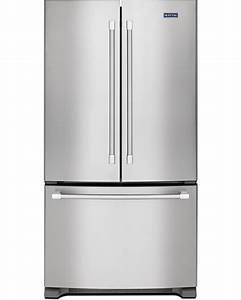 Kitchenaid 25 Cu  Ft  French Door Refrigerator W