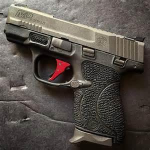 Custom M&P Shield 9Mm Trigger