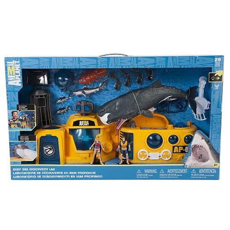 animal planet sea lab playset toys   toys