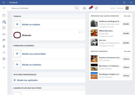 Facebook 2021.312.1.0 - Download for PC Free