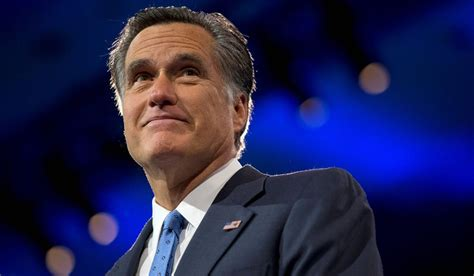This March 15 2013 file photo shows Mitt Romney a