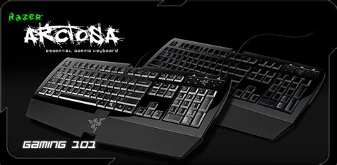 Razer Arctosa Gaming Keyboard