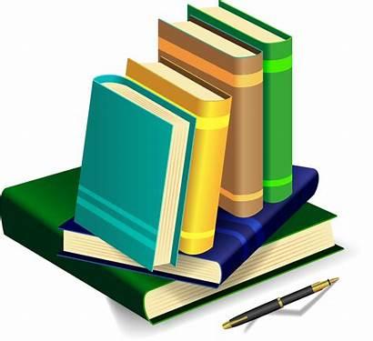 Clipart Books Transparent Library Club Bibliography Literature