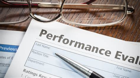 Statements In Performance Evaluation Not Defamatory