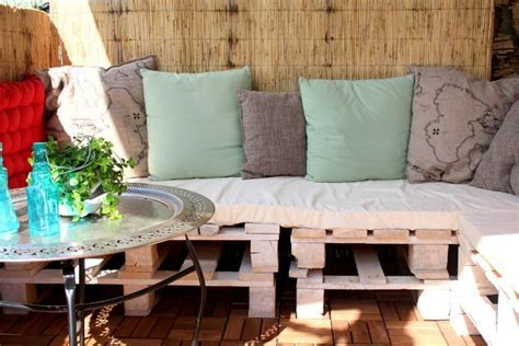 Paletten Sofa Für Draußen
