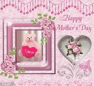 Pink Teddy Bear Mother's Day Quote Pictures, Photos, and ...