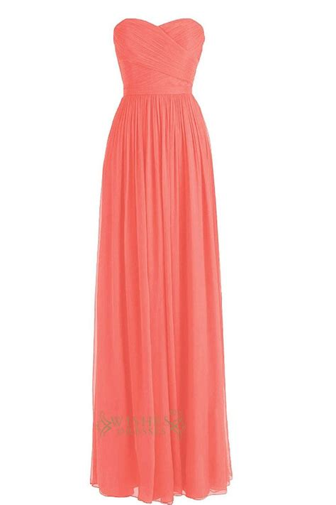 coral colored dresses 25 best ideas about coral bridesmaid dresses on