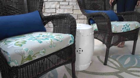 Outdoor Furniture Cushion Covers  Home Furniture Design