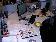 desk wikipedia