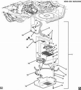 Diagram Of How A 2006 Cadillac Sts V Transmission Is