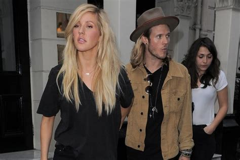 Ellie Goulding and Dougie Poynter are becoming the same ...