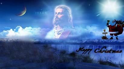 Jesus Wallpapers Christmas Merry Wallpapertag Christ Desktop