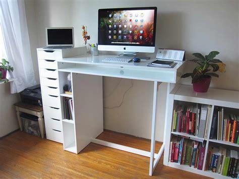 Standing Writing Desk Ikea by Diy Standing Desk Ikea Home Furniture Design