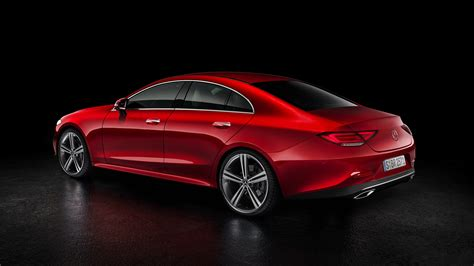 2019 Mercedesbenz Cls Wallpapers & Hd Images Wsupercars