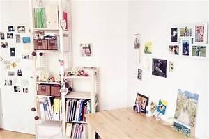 Schöne Zimmer Farben : wg zimmer kunterbunt sch ne ideen f r schreibtisch gestaltung und aufbewahrung farben bilder ~ Markanthonyermac.com Haus und Dekorationen