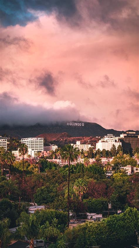 20 Beautiful Los Angeles Iphone X Wallpapers Preppy