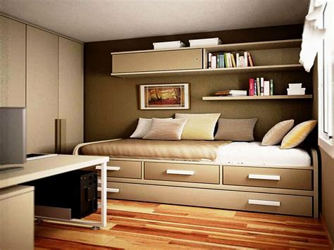Stylish Small Apartment Bedroom Ideas with Ikea Studio