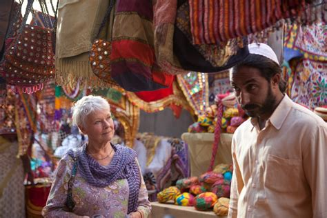 Movie Review  The Best Exotic Marigold Hotel