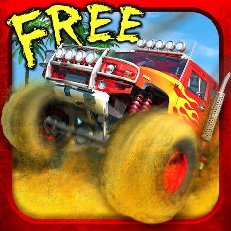 free monster truck racing games amazon com monster truck racing free game appstore for