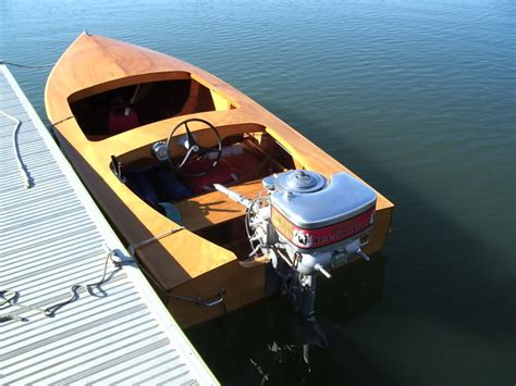 Mechanix Illustrated Boat Plans by 201212 Boat