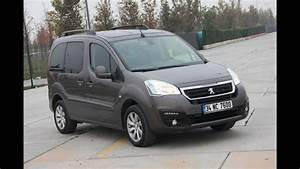 Peugeot Partner Tepee 1 6 Hdi Test S U00fcr U00fc U015f U00fc - Yorum - Inceleme