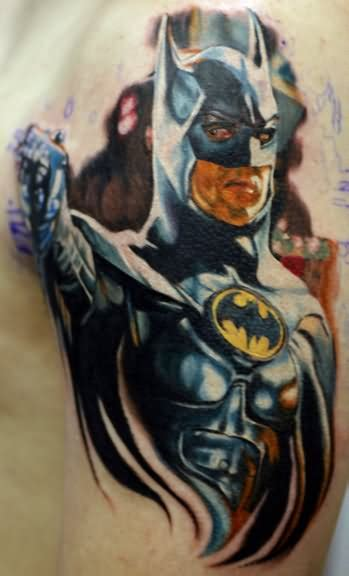 batman tattoo designs images  ideas
