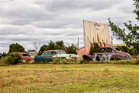 americas abandoned drive  theaters  sad reminders