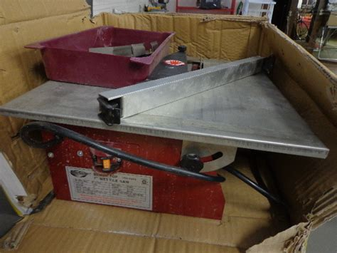 Florcraft Tile Saw With Stand 7 by Florcraft Tile Saw 2nd Store Closing