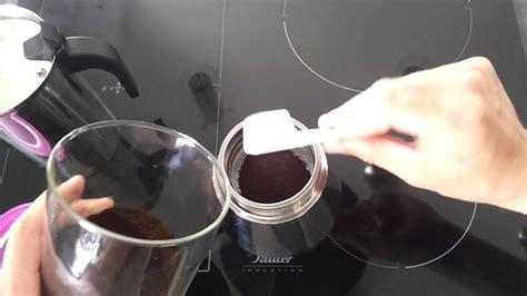 tuto utiliser une cafeti 232 re 224 l italienne apprendre 224 faire du caf 233