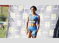 Briana Willliams Ready For Redemption At CARIFTA Games