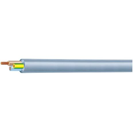 olex 30 0 25mm 3 grey electrical cable per metre