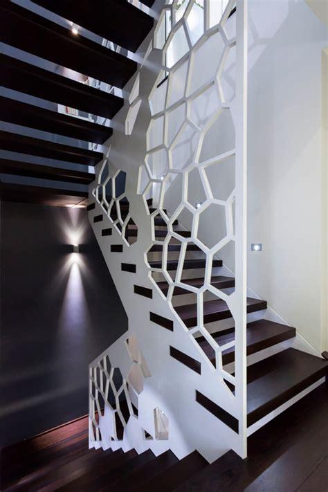 meubles de cuisine sur mesure garde corps escalier