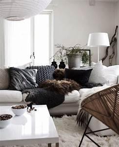 Deco Pour Salon : 8 id es d co pour un salon chaleureux et convivial ~ Premium-room.com Idées de Décoration