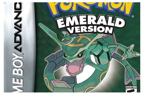 pokemon no baixar de esmeralda español
