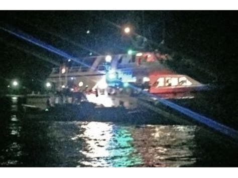 Boats N Hoes Patch by Booze Cruise Boat Runs Aground Near Woods Patch