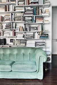 Canapé Vert D Eau : d co couleur vert d 39 eau pour toute la maison c t maison ~ Teatrodelosmanantiales.com Idées de Décoration