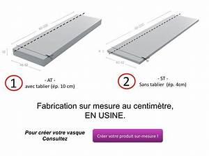 Plan De Travail En Résine : vasques plan vasque plan de travail sur mesure en r sine ~ Dailycaller-alerts.com Idées de Décoration
