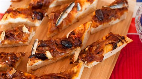 pissaladiere nicoise recipe sbs food
