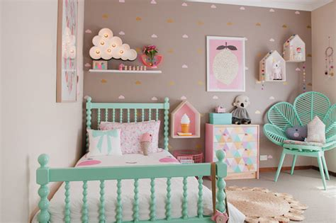 Vintage Kids Room For Holly & Asher